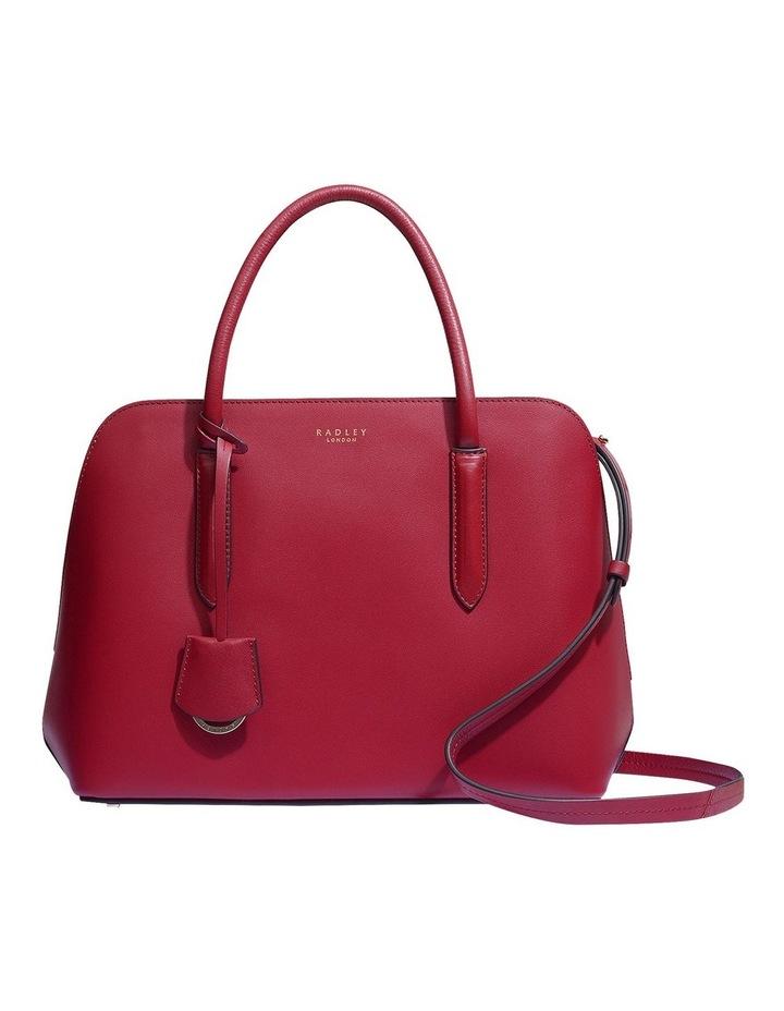 Liverpool Street 2.0 Medium Zip Top Satchel Bag image 1