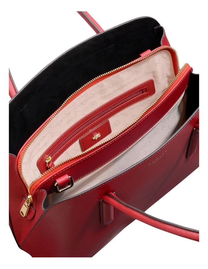 Liverpool Street 2.0 Medium Zip Top Satchel Bag image 3