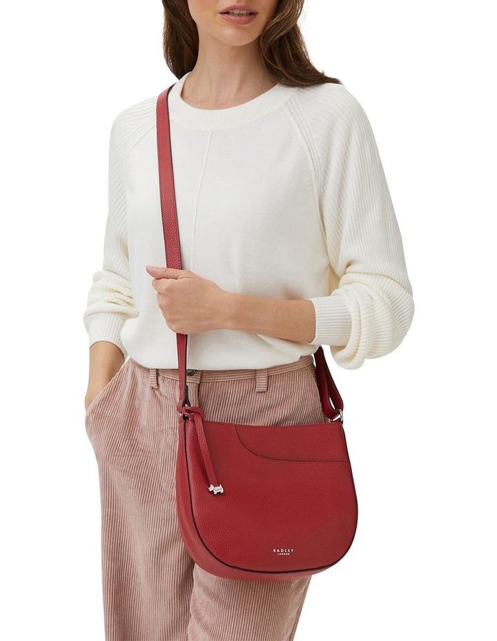 London Pockets Medium Zip Top Crossbody Bag image 5