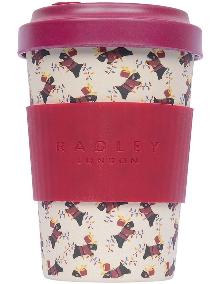 Wrapped Up Radley Bamboo Coffee Cup image 1