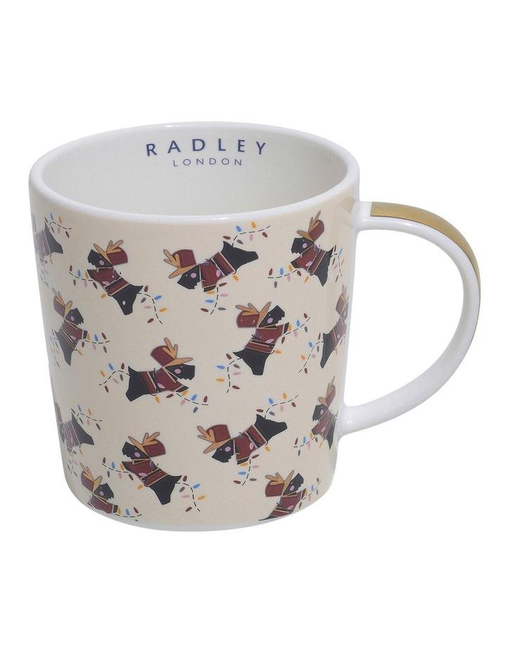 Wrapped Up Radley Boxed Mug image 1