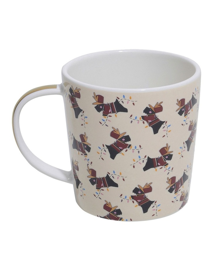 Wrapped Up Radley Boxed Mug image 2
