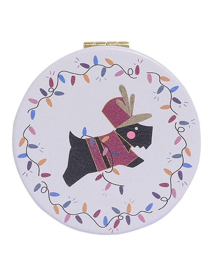 Wrapped Up Radley Compact Mirror and Gift Box image 1