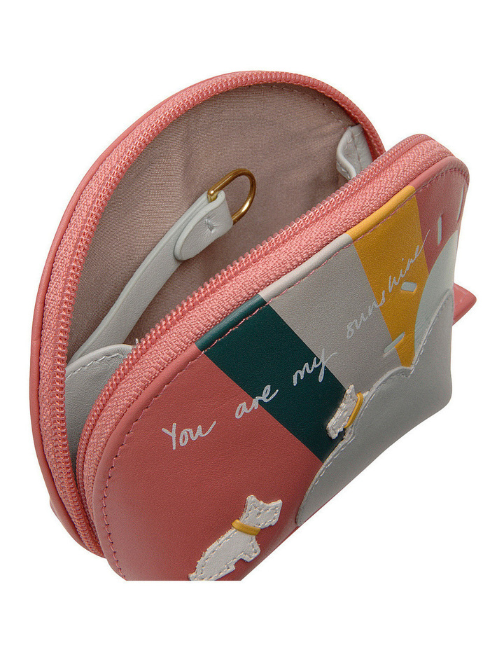 You Are My Sunshine Zip Around Coin Purse image 3