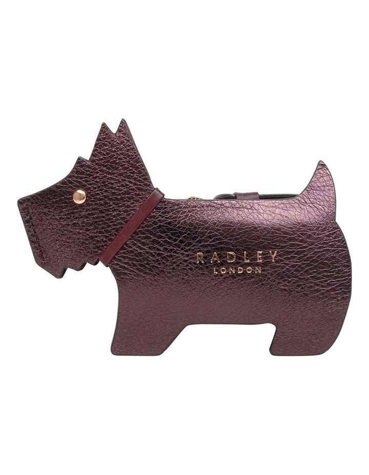 Profile Dog Small Ziptop Purse image 1