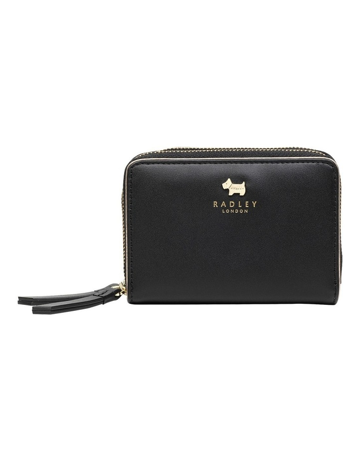 College Green Medium Zip Around Purse image 1