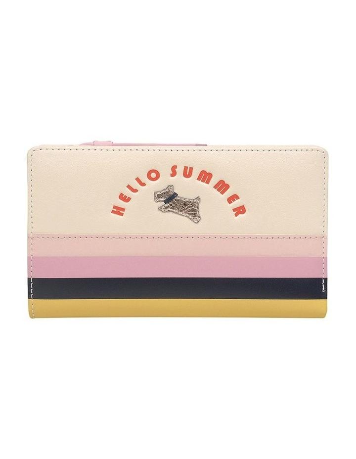 Hello Summer Zip Top Wallet image 1