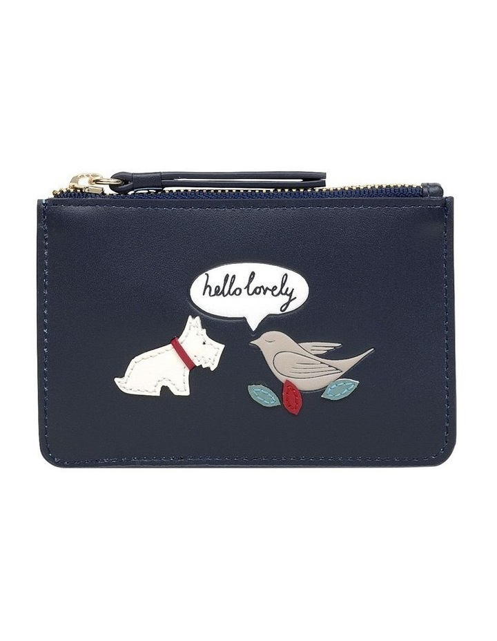 Hello Lovely Small Zip Top Coin Purse image 1