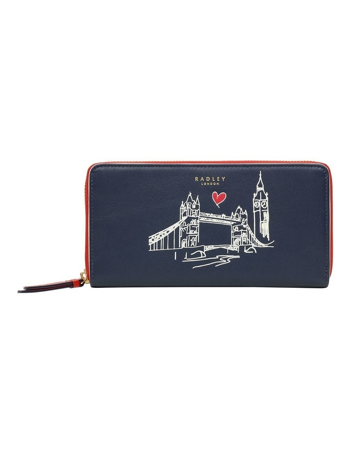London Navy Wallet image 1