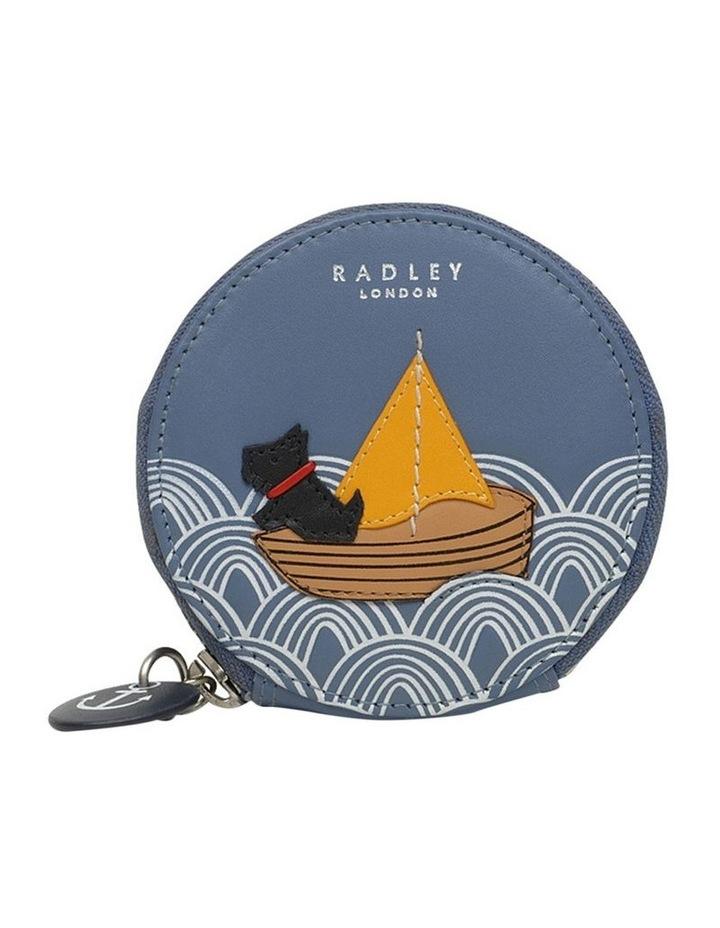 Radley Sailing Small Zip Around Coin Purse image 1