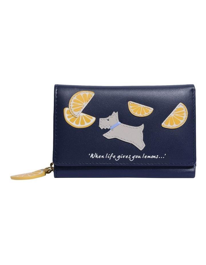 17399 Lemons Flap Over Wallet image 1