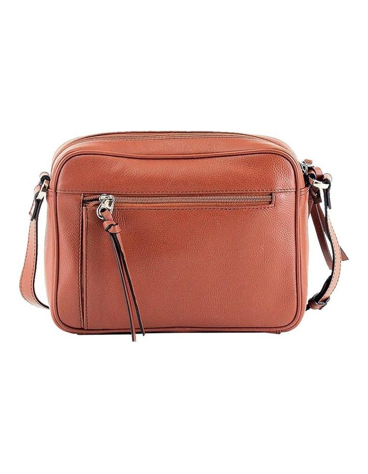 CLM101 Gladston Zip Top Crossbody Bag image 3
