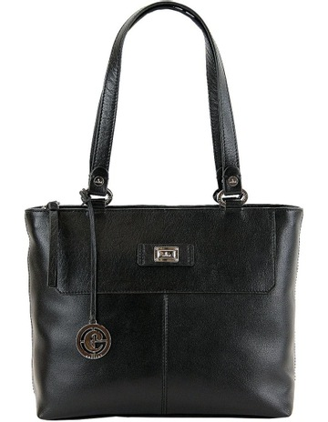 4ae35d0efe Cellini CLM106 Thatcher Zip Top Tote Bag