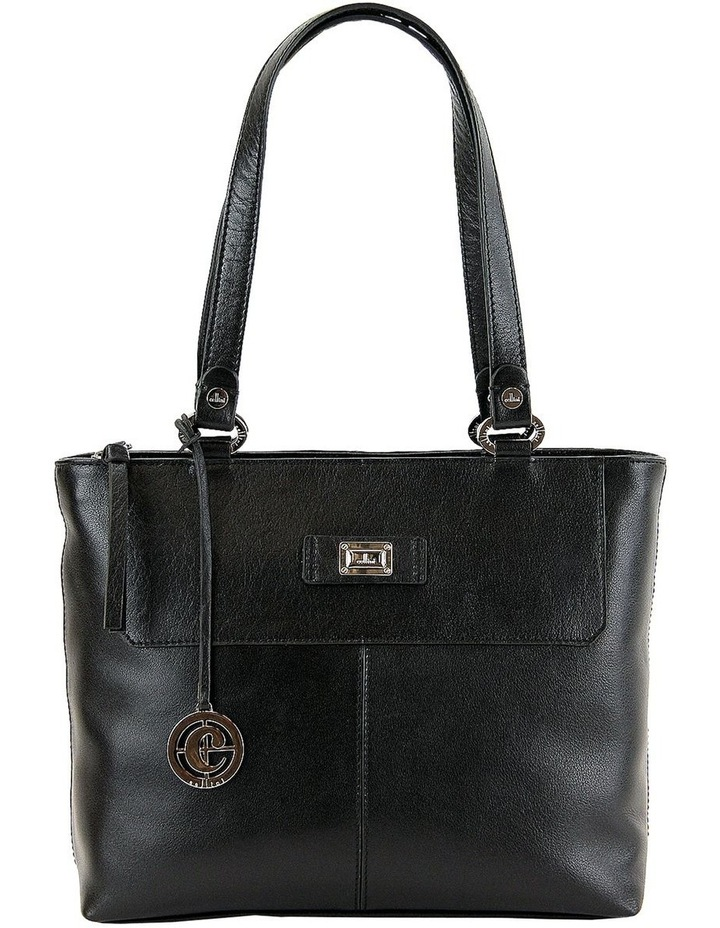 CLM106 Thatcher  Zip Top Tote Bag image 1