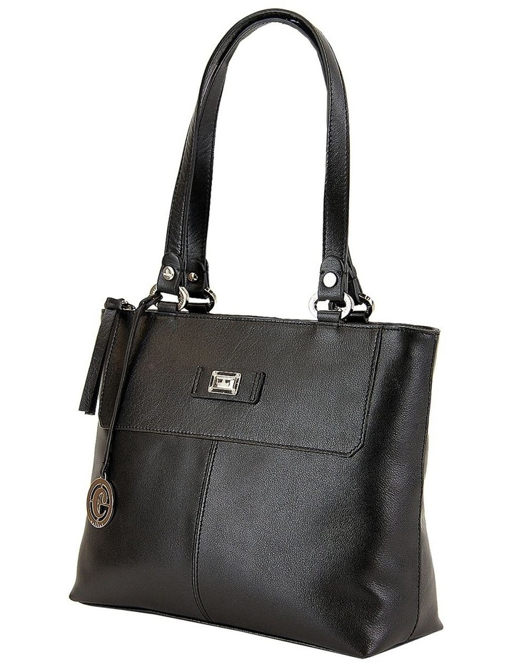 CLM106 Thatcher  Zip Top Tote Bag image 2