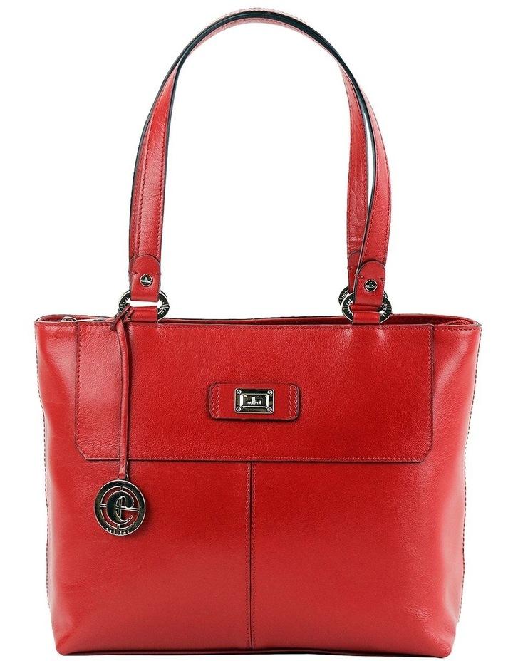 CLM106 Thatcher Zip Top Tote Bag image 1