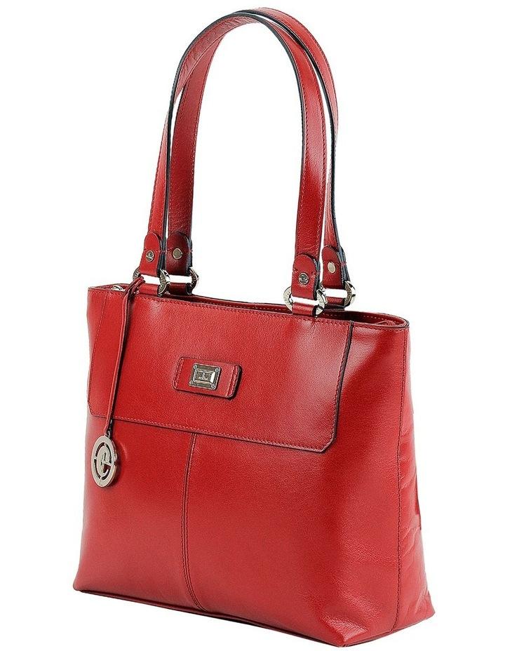 CLM106 Thatcher Zip Top Tote Bag image 2