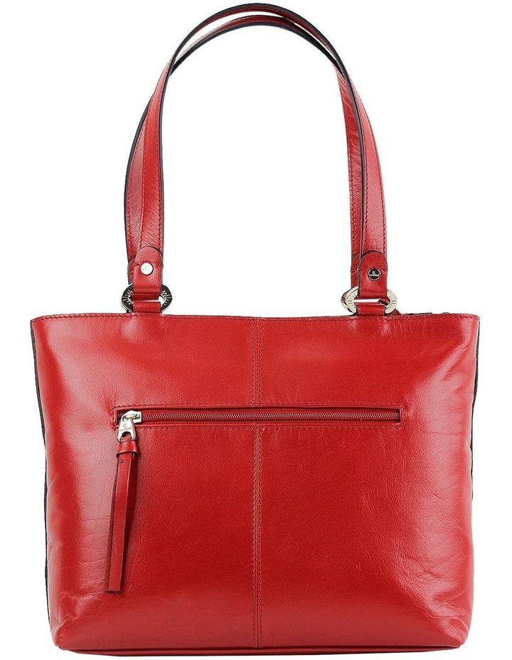 CLM106 Thatcher Zip Top Tote Bag image 3