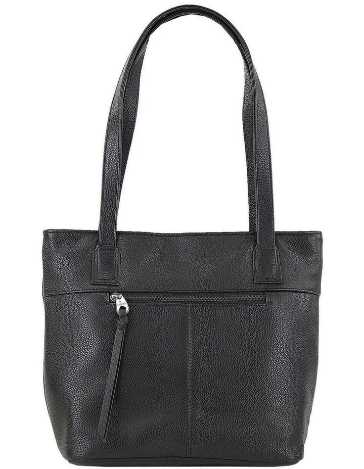 CLP005 Delta Zip Top Tote Bag image 3