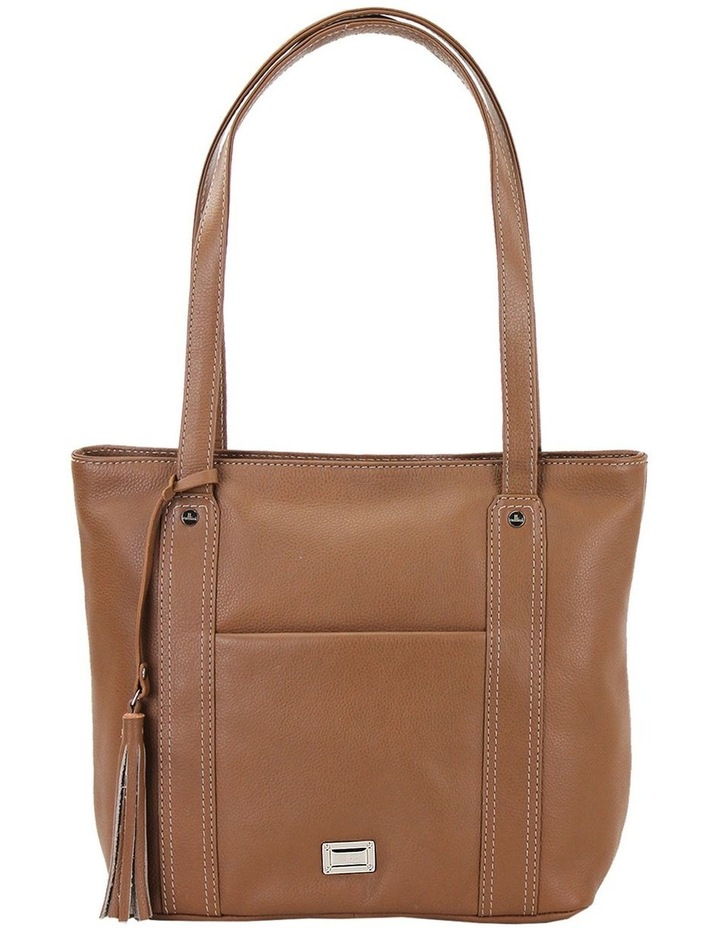 CLP005 Delta Zip Top Tote Bag image 1
