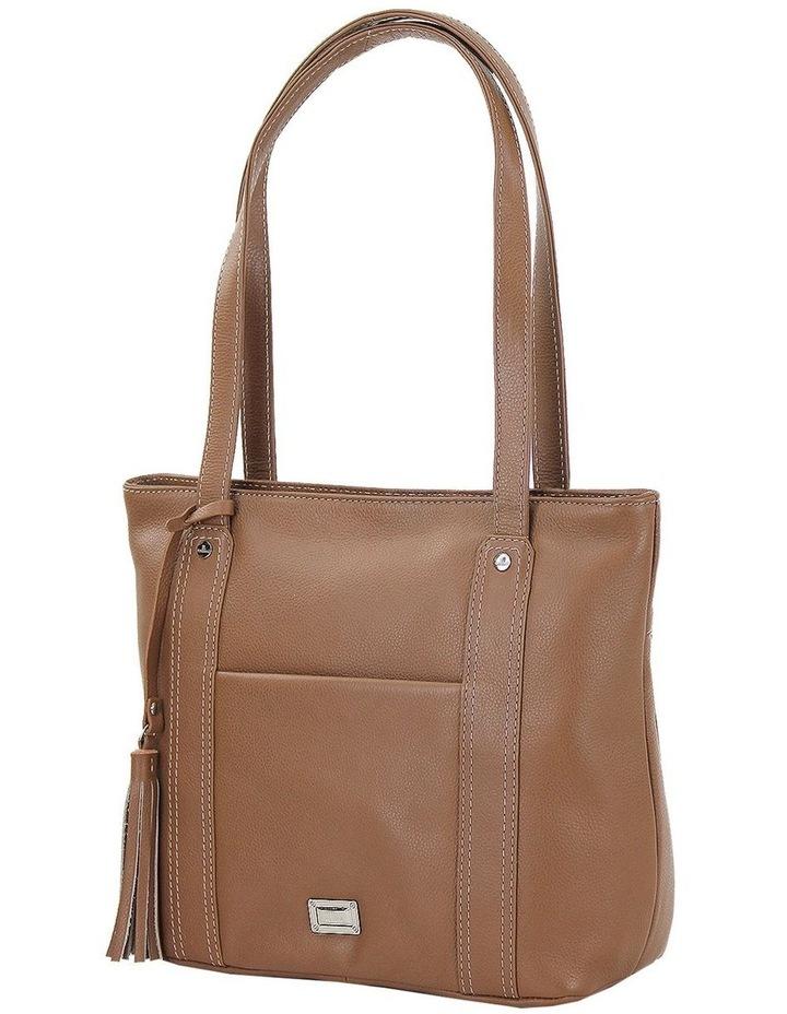 CLP005 Delta Zip Top Tote Bag image 2