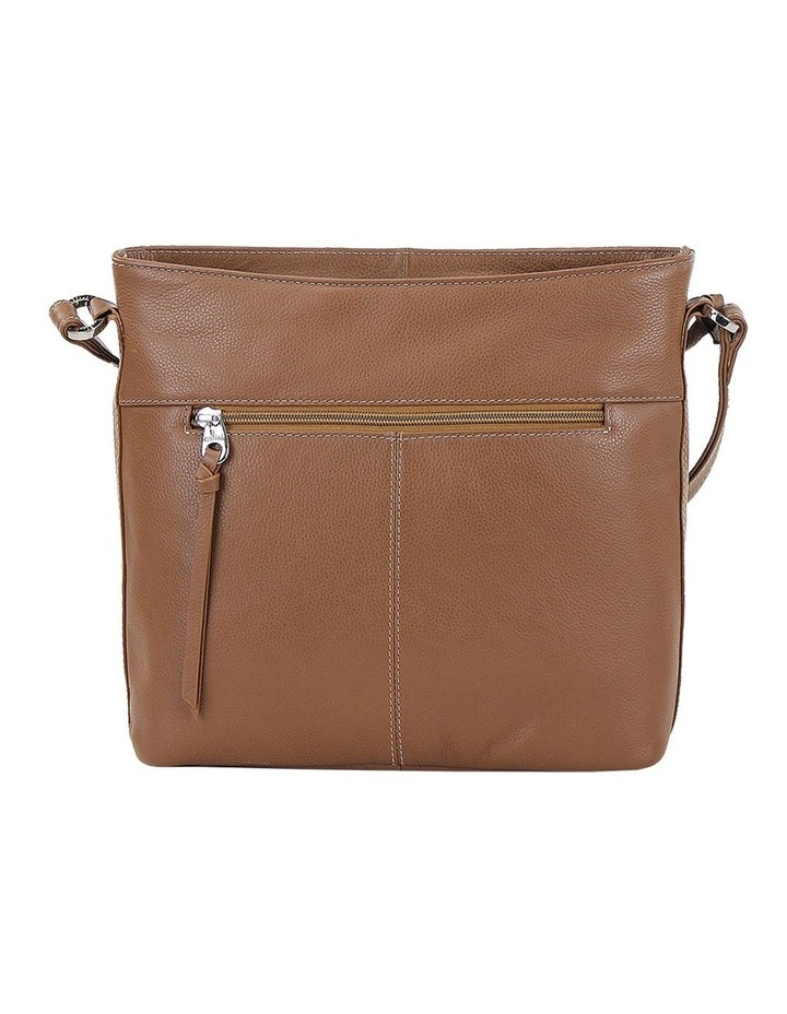 CLP006 Delta Zip Top Crossbody Bag image 3
