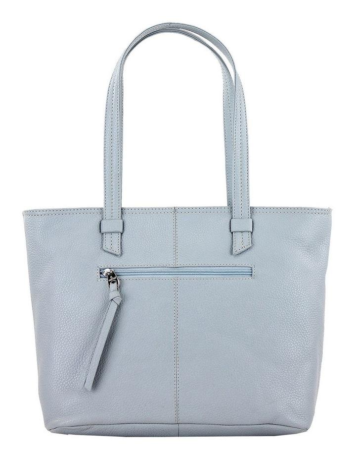 CLP015 Leeds Zip Top Tote Bag image 3