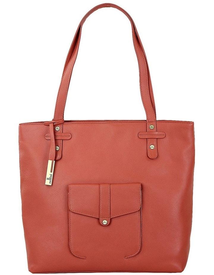 CLP020 Midland Zip Top Tote Bag image 1