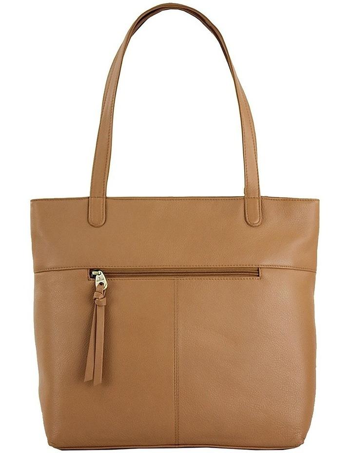 CLP020 Midland Zip Top Tote Bag image 3