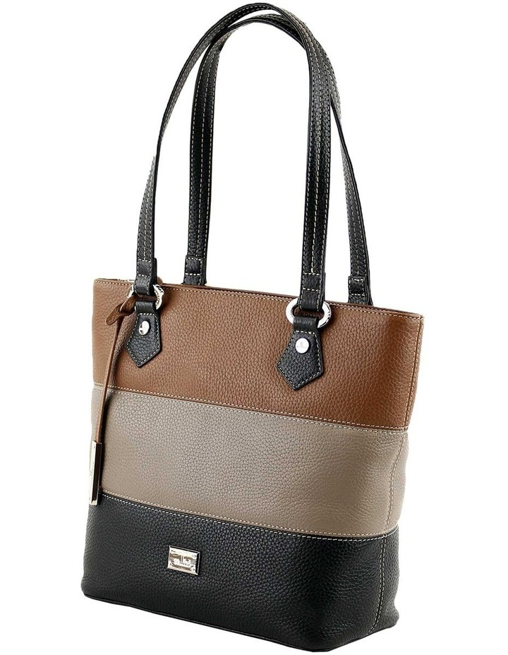 CLQ200 Hamilton Double Handle Taupe Tote Bag image 2