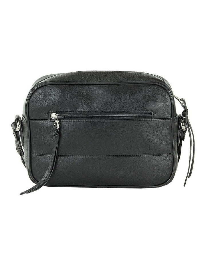 CLR011 Dawson Zip Top Crossbody Bag image 3