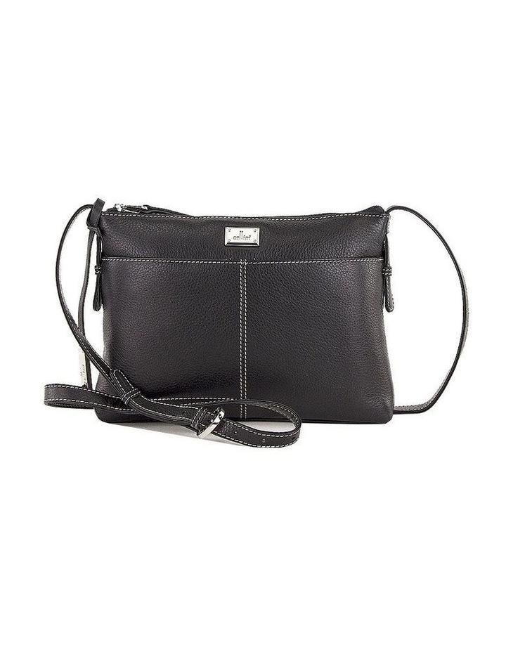 CLS003 Chicago Zip Top Crossbody Bag image 1