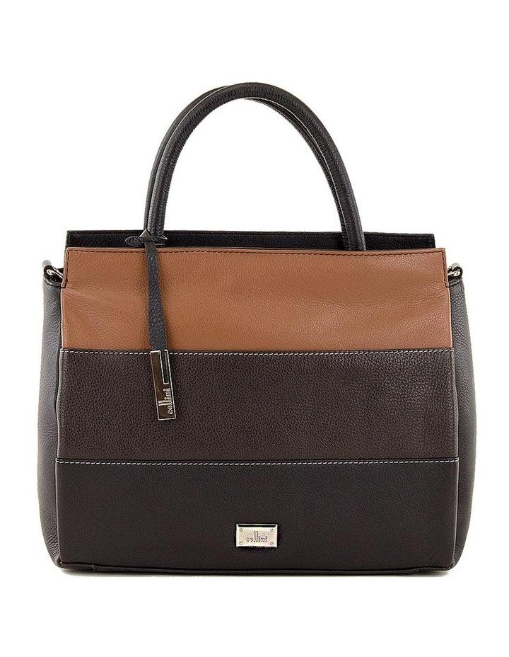 CLS025 Dawson Zip Top Satchel Bag image 1