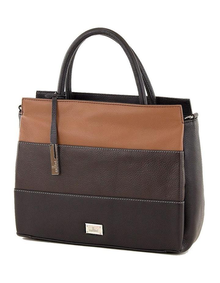 CLS025 Dawson Zip Top Satchel Bag image 2