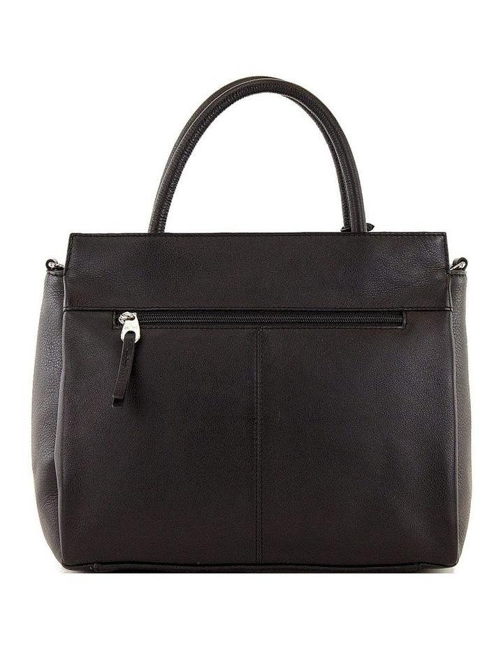 CLS025 Dawson Zip Top Satchel Bag image 3
