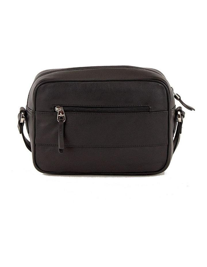 CLS026 Dawson Zip Top Crossbody Bag image 3
