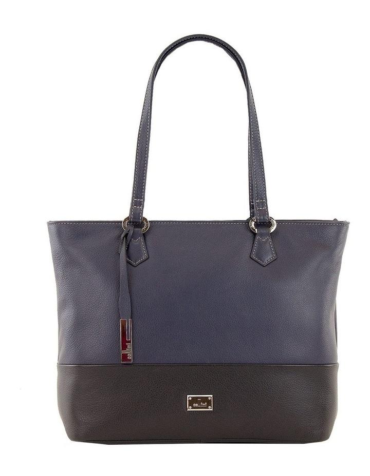 CLS015 Seatttle Zip Top Tote Bag image 1