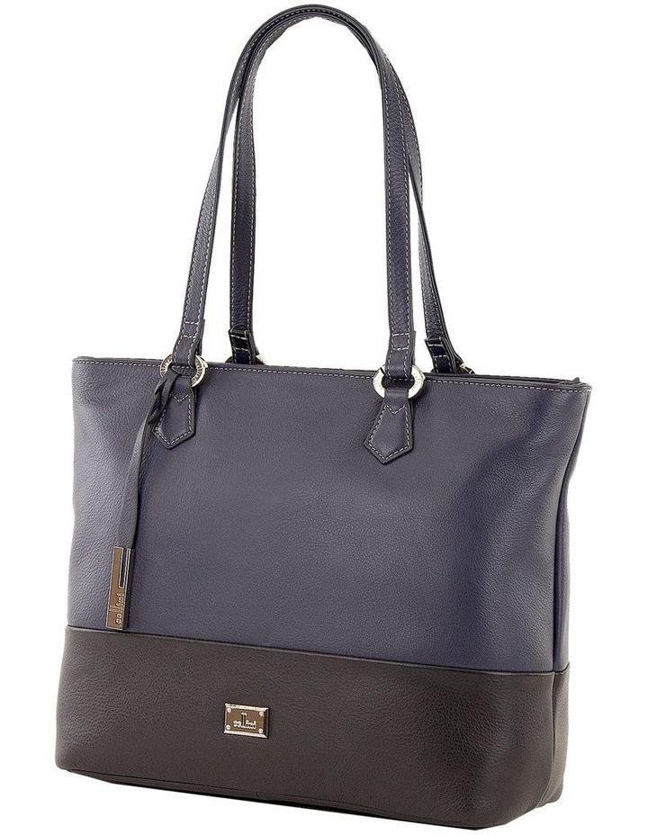 CLS015 Seatttle Zip Top Tote Bag image 2