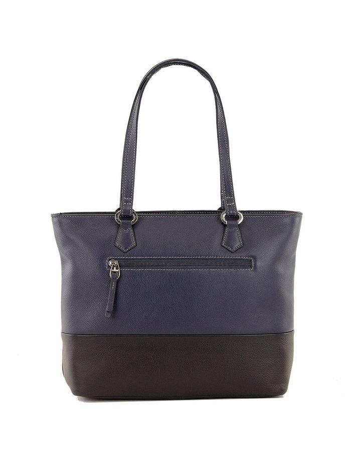 CLS015 Seatttle Zip Top Tote Bag image 3