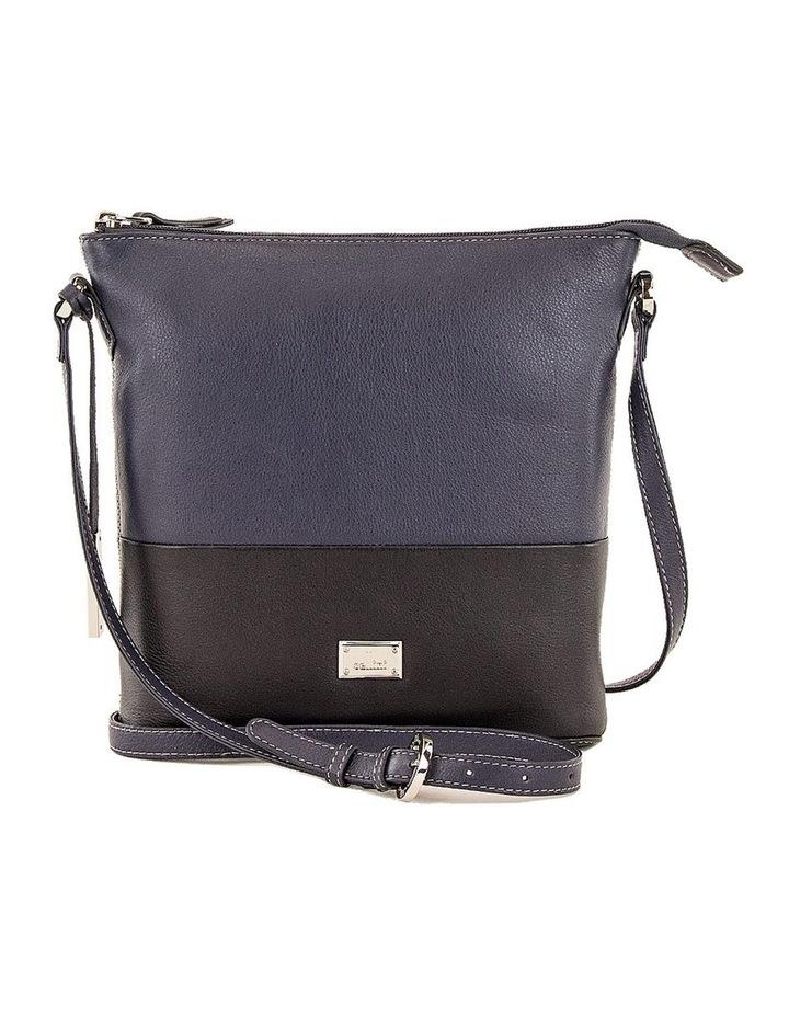 CLS016 Seattle Zip Top Crossbody Bag image 1