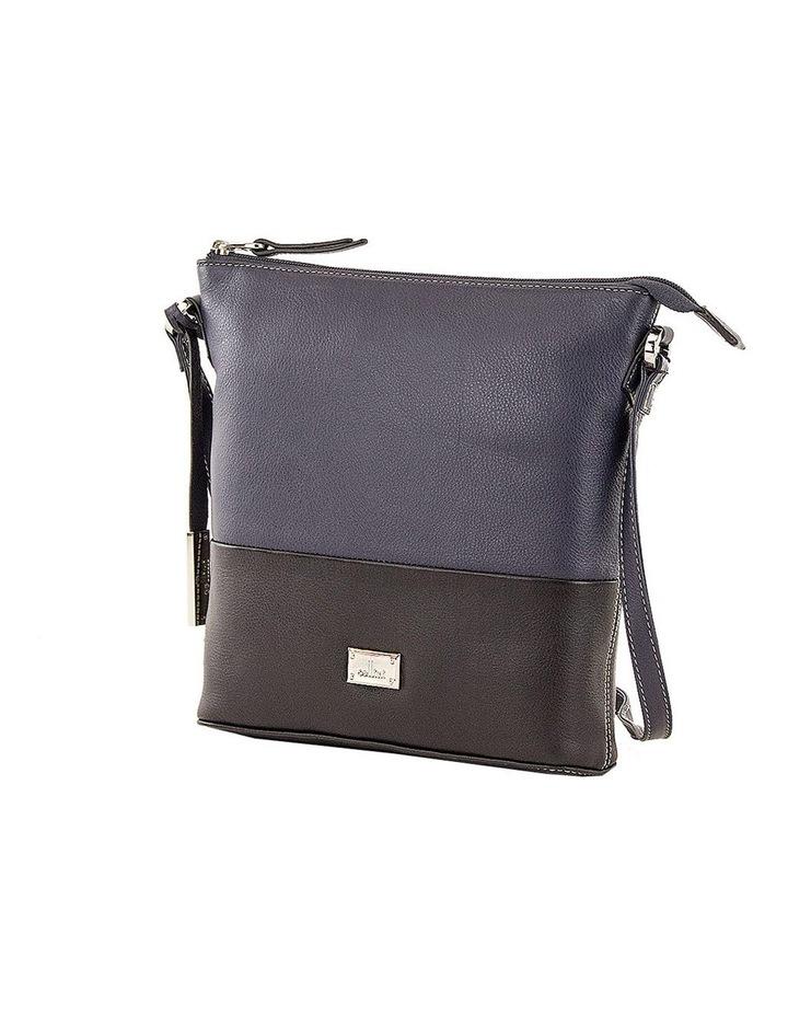 CLS016 Seattle Zip Top Crossbody Bag image 2