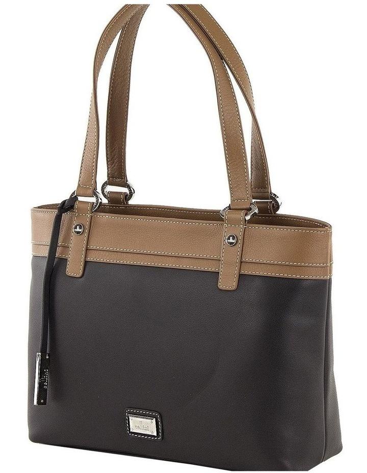 CLS020 Memphis Zip Top Tote Bag image 2