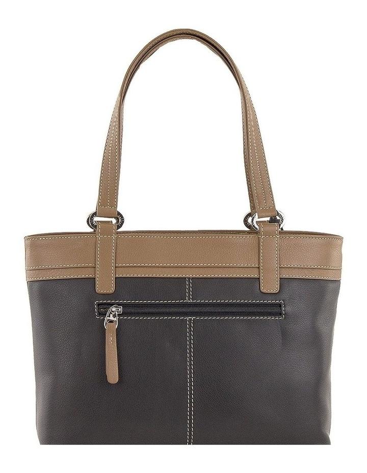 CLS020 Memphis Zip Top Tote Bag image 3