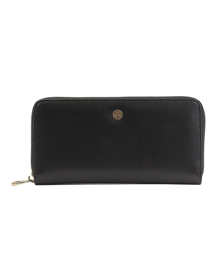 RFID Continental Wallet in Black CWI221 image 1