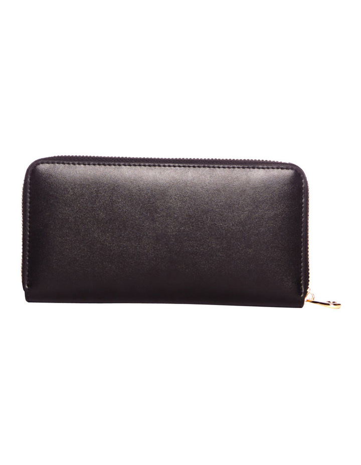 CWI221 Dover RFID Continental Wallet in Black image 3