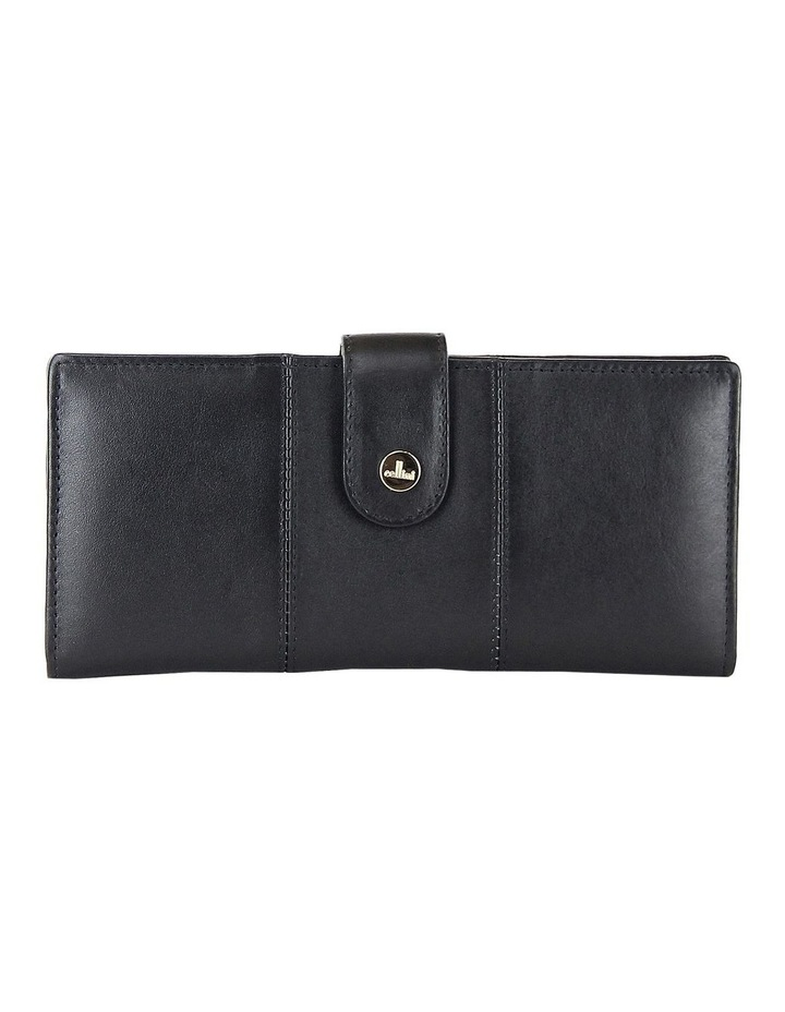 Rfid Trifold Wallet In Black Cwi230 image 1