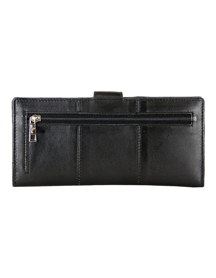 Rfid Trifold Wallet In Black Cwi230 image 2