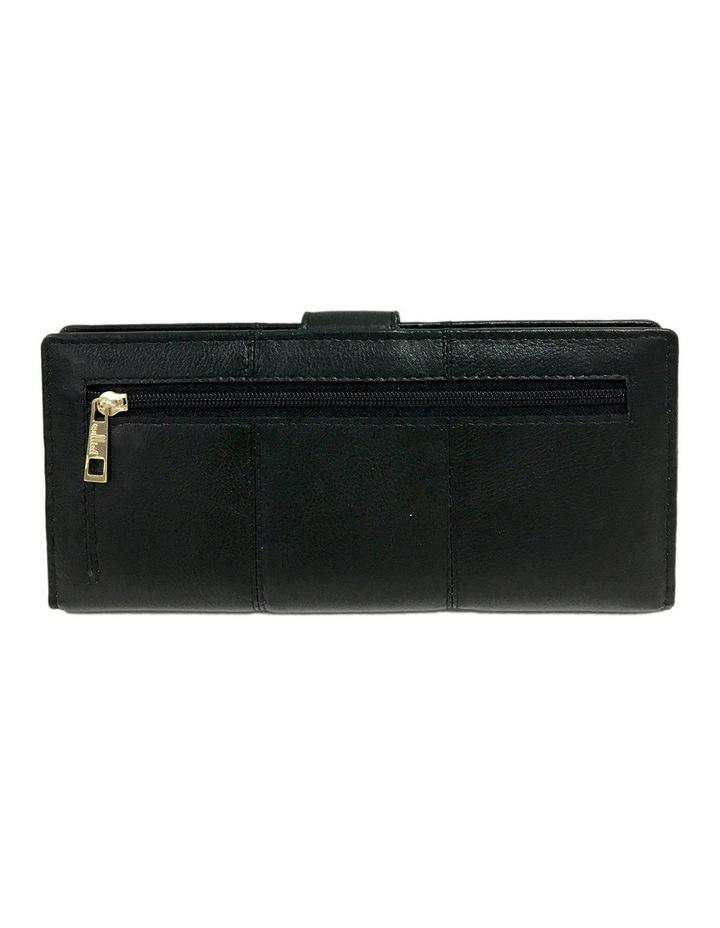 CWI230 Eden RFID Trifold Wallet in Black image 1