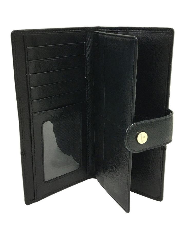 CWI230 Eden RFID Trifold Wallet in Black image 2