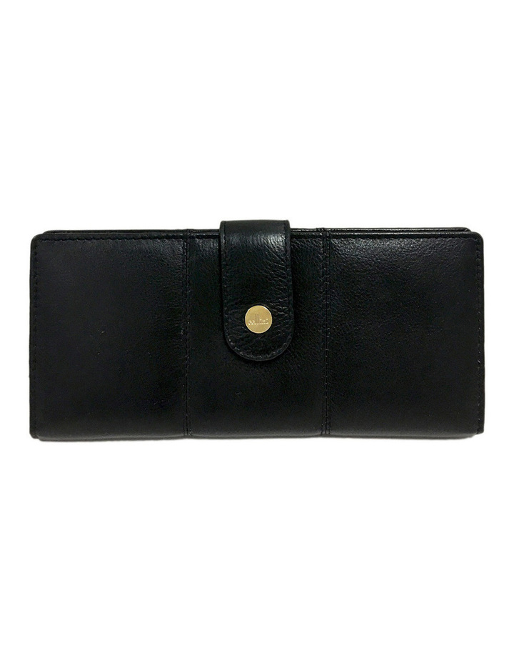 CWI230 Eden RFID Trifold Wallet in Black image 3